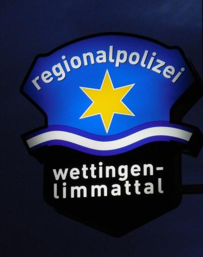 Regionalpolizei im EW-Gebäude