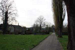 De alti Friedhof