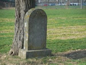 Gedenkstei im Tägerhard