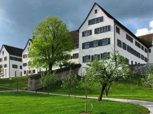 De Chlostergarte (Quelle: Wikimedia Commons, Roland zh, cc-by-sa-3.0)