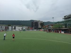 S Stadion in de Bernau