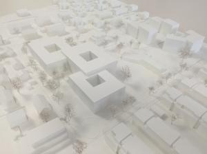 S Siigerprojekt für de Noibau vom St. Bernhard