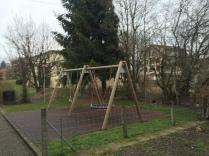 De Spilplatz vom Chindsgi Rosenau